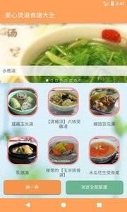 爱心煲汤食谱安卓版
