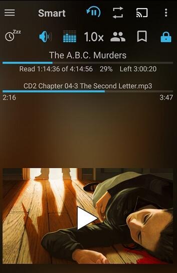 Smart AudioBook Player老版本安卓版