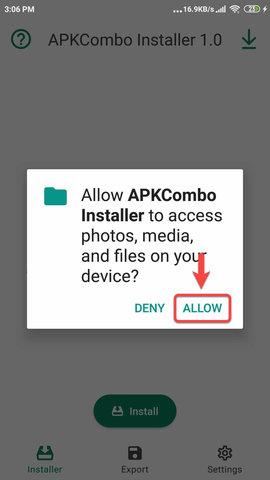 APKCombo Installer app安卓版