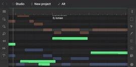 Helio音乐创作平台 3.7 安卓版