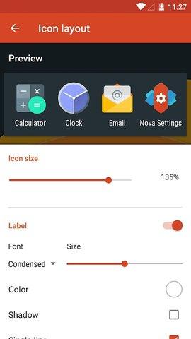 Nova启动器最新版本 7.0.37 安卓版